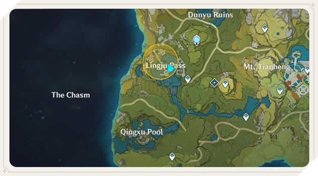 Genshin Impact - Hướng dẫn cách làm sự kiện Kho Báu Mất Dấu 3