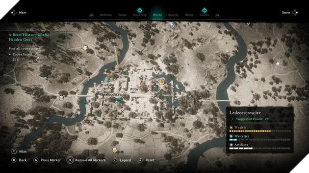 Assassin's Creed Valhalla: Toàn bộ địa điểm có Codex Page 2