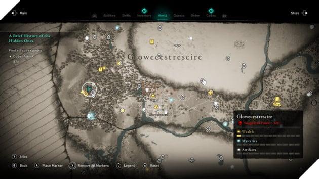 Assassin's Creed Valhalla: Toàn bộ địa điểm có Codex Page 7