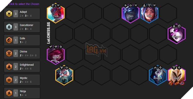 DTCL: Hướng dẫn Top 3 đội hình Đao Phủ mạnh nhất Rank Thách Đấu meta 11.7 2