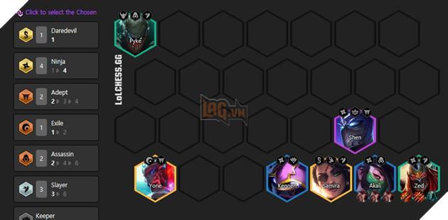 DTCL: Top 4 đội hình Đồ Tể mạnh nhất rank Thách Đấu bản 11.2 dành cho tân thủ 2