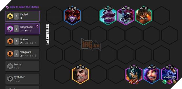 DTCL: Top 3 đội hình Truyền Thuyết phối hợp mạnh nhất rank Kim Cương meta 11.2 4