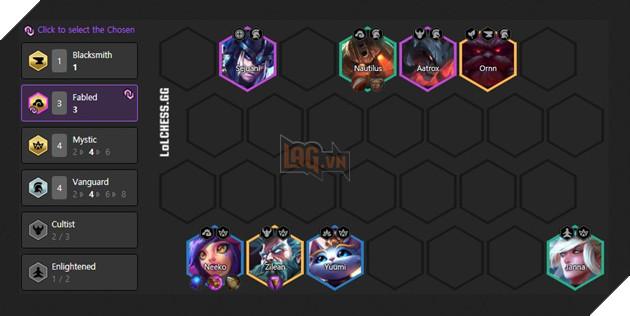 DTCL: Top 3 đội hình Truyền Thuyết phối hợp mạnh nhất rank Kim Cương meta 11.2 3