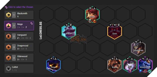 DTCL Mùa 4.5: Hướng dẫn đội hình Thần Rừng meta 11.8 mới nhất rank Thách Đấu 3