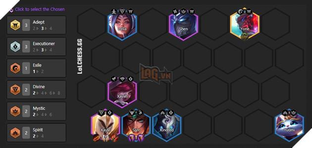 DTCL Mùa 4.5: Hướng dẫn Top đội hình Thánh Thần mạnh nhất meta 11.6 rank Cao Thủ 2