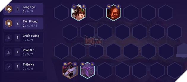 ĐTCL: Hướng dẫn xây dựng đội hình Long Tộc Đổ Tể mạnh nhất mùa 4.5 4