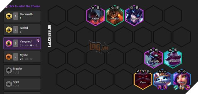 DTCL: Hướng dẫn cách xây dựng đội hình Neeko 3 Sao mạnh nhất bản 11.3 rank Thách Đấu 2