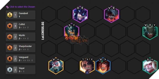DTCL Mùa 4.5: Hướng dẫn Top 5 đội hình Thiện Xạ mạnh nhất rank Thách Đấu 11.8 3