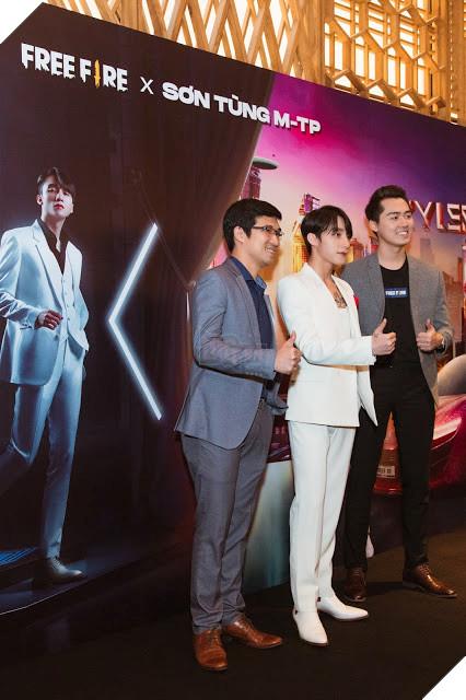 Free Fire hợp tác cùng Sơn Tùng M-TP cho ra mắt nhân vật Việt Nam đầu tiên 4