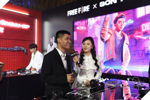 Free Fire hợp tác cùng Sơn Tùng M-TP cho ra mắt nhân vật Việt Nam đầu tiên 13