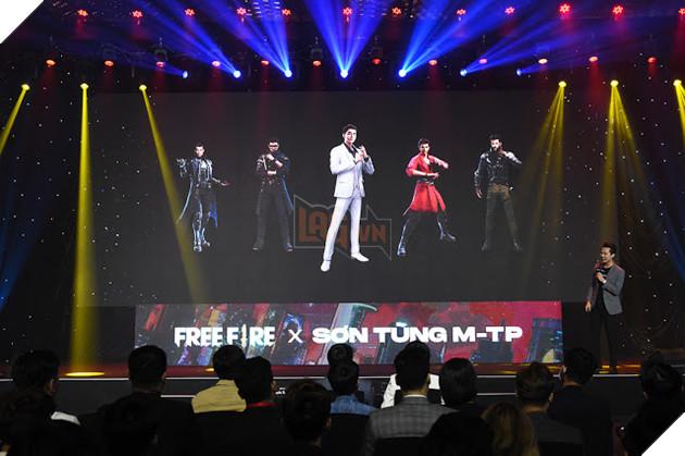 Free Fire hợp tác cùng Sơn Tùng M-TP cho ra mắt nhân vật Việt Nam đầu tiên 6