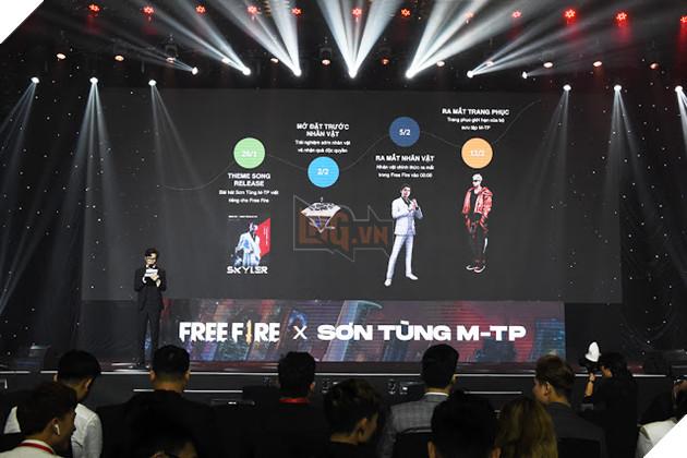 Free Fire hợp tác cùng Sơn Tùng M-TP cho ra mắt nhân vật Việt Nam đầu tiên 7