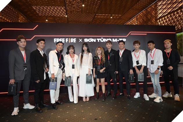 Free Fire hợp tác cùng Sơn Tùng M-TP cho ra mắt nhân vật Việt Nam đầu tiên 15