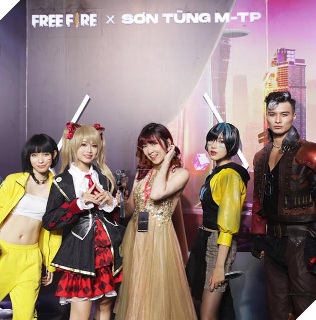 Free Fire hợp tác cùng Sơn Tùng M-TP cho ra mắt nhân vật Việt Nam đầu tiên 19