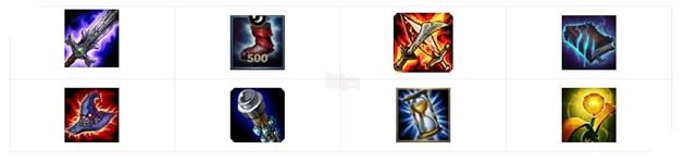 Cách chơi Katarina Tốc Chiến Đường Giữa với bảng ngọc và cách lên đồ mạnh nhất 9