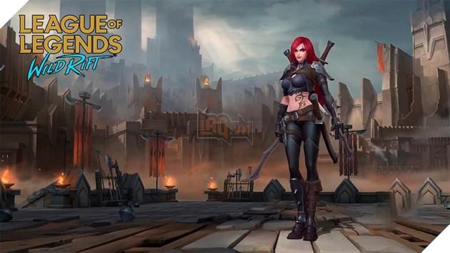 Cách chơi Katarina Tốc Chiến Đường Giữa với bảng ngọc và cách lên đồ mạnh nhất