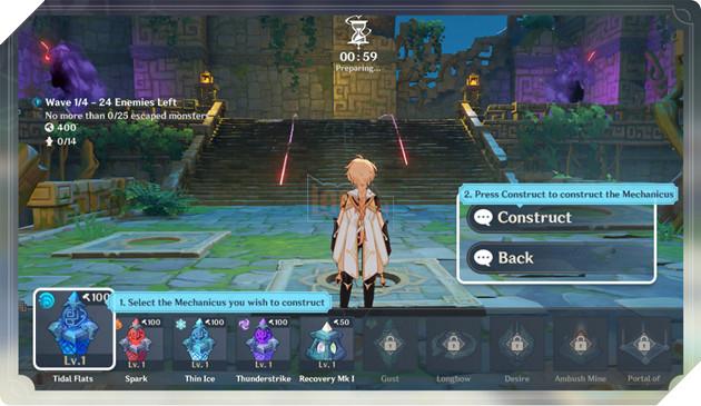 Genshin Impact: Hướng dẫn chi tiết sự kiện Cờ Cơ Quan trong phiên bản 1.3 6