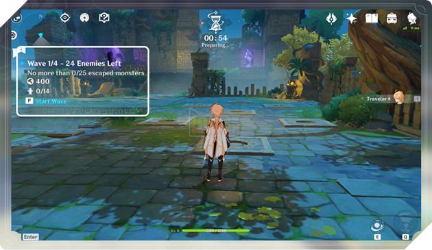 Genshin Impact: Hướng dẫn chi tiết sự kiện Cờ Cơ Quan trong phiên bản 1.3 13