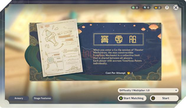 Genshin Impact: Hướng dẫn chi tiết sự kiện Cờ Cơ Quan trong phiên bản 1.3 4