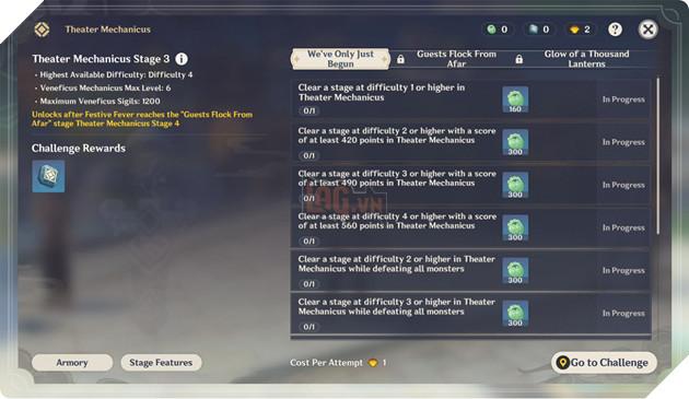 Genshin Impact: Hướng dẫn chi tiết sự kiện Cờ Cơ Quan trong phiên bản 1.3 24