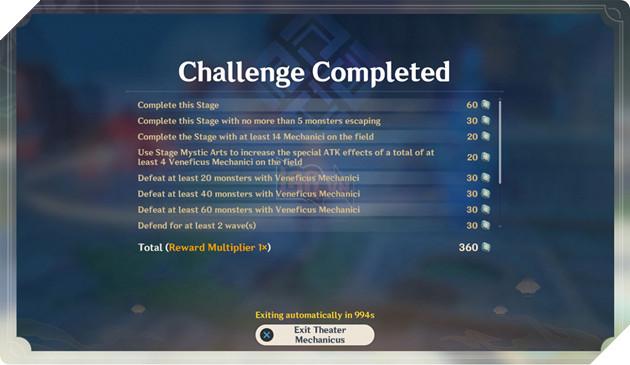 Genshin Impact: Hướng dẫn chi tiết sự kiện Cờ Cơ Quan trong phiên bản 1.3 18