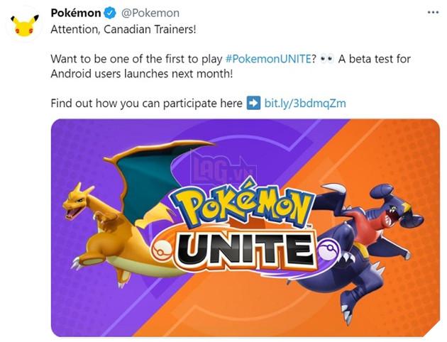 Hướng dẫn đăng kí trước và tải ngay Pokemon United Closed beta đơn giản nhất 2