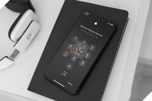 Hướng dẫn: Cách bảo mật Telegram bằng Face ID trên iPhone hoặc Touch ID