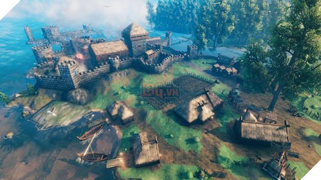 Valheim ra mắt bản Mod đầu tiên mang đến góc nhìn thứ nhất cho game 2