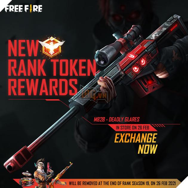 Free Fire: Ngày phát hành hệ thống Ranked Season 20 được tiết lộ 2