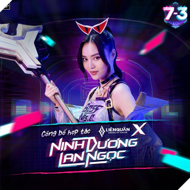 Liên quân Mobile bắt tay Ninh Dương Lan Ngọc, công bố skin mới siêu đỉnh