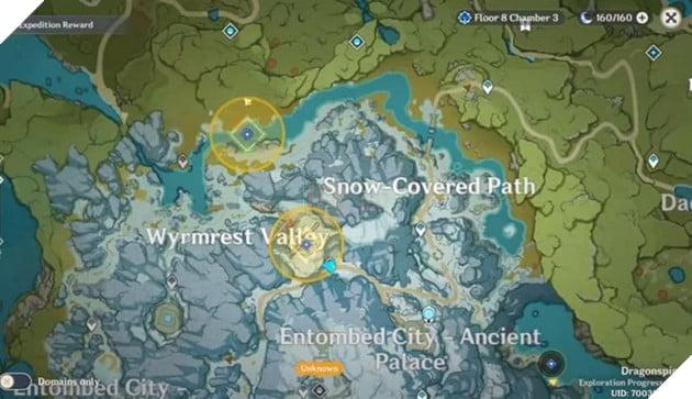 Genshin Impact: Cách lấy Dragontooth Vitalized và công thức chế tạo Thương rồng 2