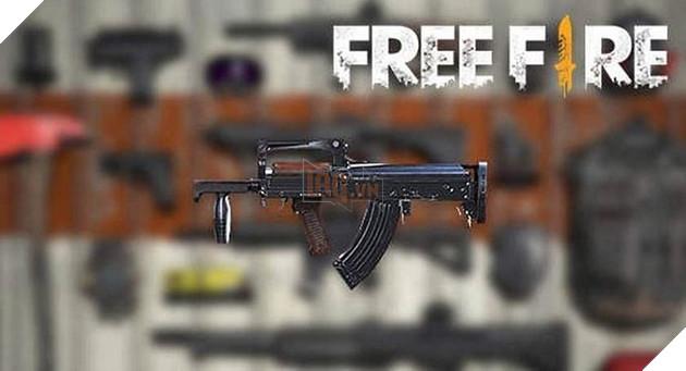 Free Fire: Top 5 vũ khí tốt nhất để đẩy thứ hạng trong Season 20 3