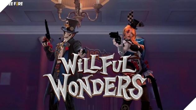 Free Fire: Hướng dẫn người chơi mới mua Elite Pass Season 34 Willful Wonders 3