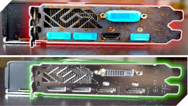 Hướng dẫn cách để game thủ tránh mua phải những chiếc VGA cũ đã qua tay trâu cày tiền ảo  2