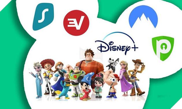 Hướng dẫn truy cập vào Disney Plus thông qua hệ thống VPN