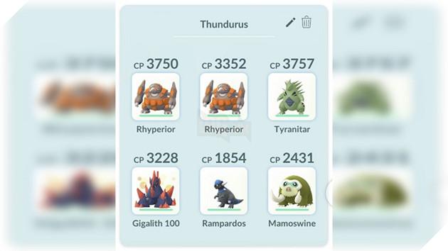 Pokemon Go: Hướng dẫn cách bắt Thundurus - Điểm yếu và Pokemon khắc chế mạnh nhất 3
