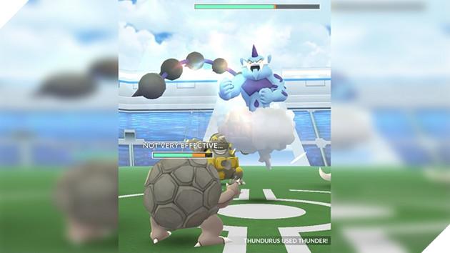 Pokemon Go: Hướng dẫn cách bắt Thundurus - Điểm yếu và Pokemon khắc chế mạnh nhất