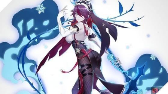 Rosaria - Cryo - Characters   Genshin Impact   Gamer Guides