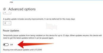 Hướng dẫn: Kiểm soát các bản cập nhật Windows 10 của bạn  12
