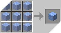 Cách chế tạo ra băng nén trong minecraft