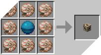 Cách chế tạo ra ống dẫn trong minecraft