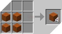 Cách chế tạo ra cát kết đỏ mịn trong minecraft