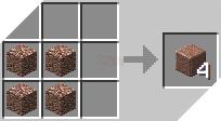 Cách chế tạo ra đá hoa cương được đánh bóng trong minecraft