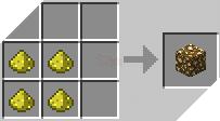 Cách chế tạo ra đá phát sáng trong minecraft
