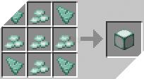 Cách chế tạo ra đèn biển trong minecraft