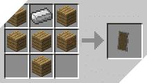 Cách chế tạo ra khiên trong minecraft