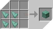 Cách chế tạo ra lăng trụ biển trong minecraft