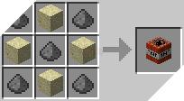 Cách chế tạo ra TNT trong minecraft