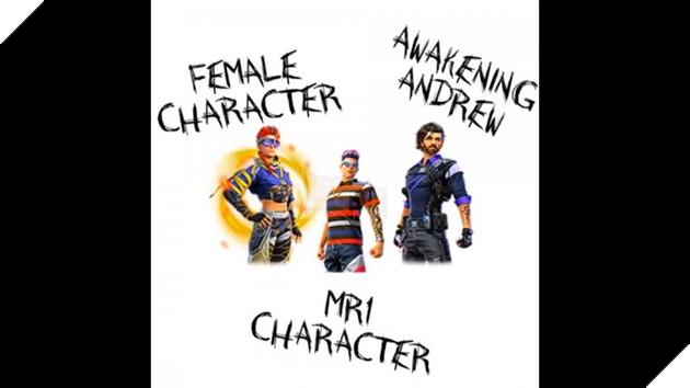 Rò rỉ bản cập nhật Free Fire OB27: 3 nhân vật mới được tiết lộ, danh sách tất cả skin sắp tới 3