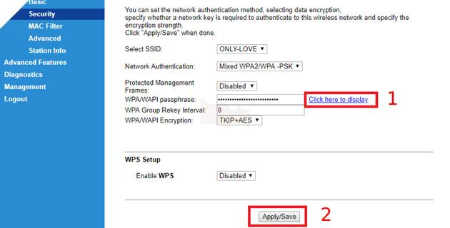 Hướng dẫn cách đổi mật khẩu wifi Viettel, VNPT và FPT đơn giản nhất 9